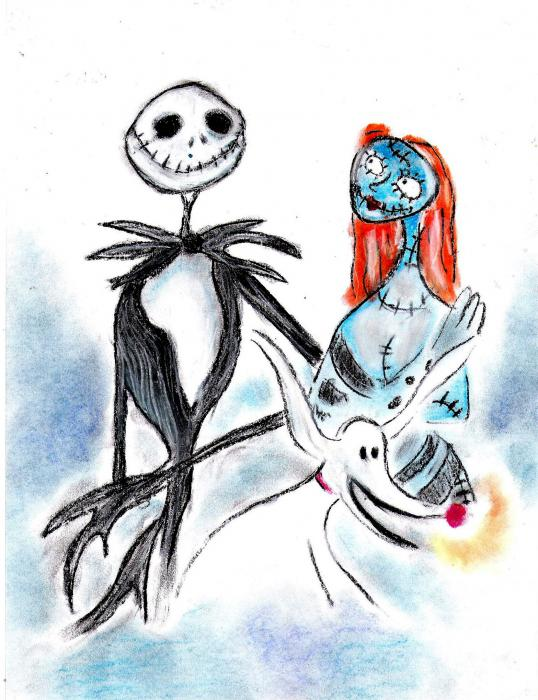 The Nightmare Before Christmas by Annabella